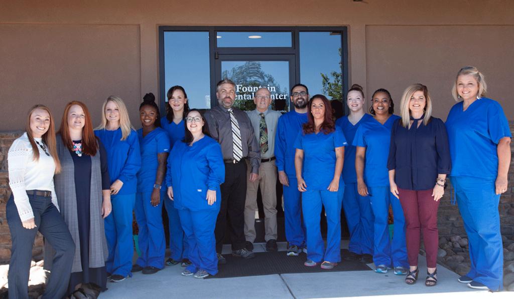 Fountain Dental Center Team